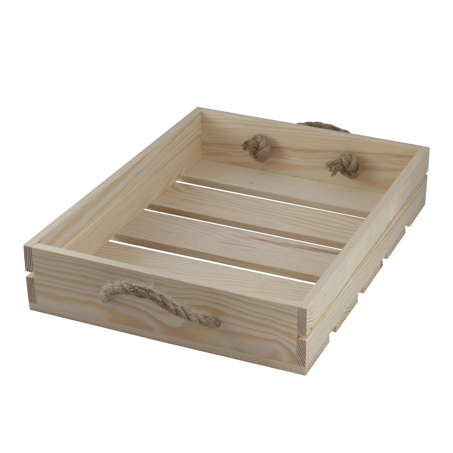 Wooden tray from the box  TA013